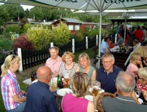 Soirée au Club des Jardiniers de Helmstedt