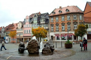 Helmstedt ville jumelle de Vitré