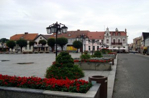 SRODA Pologne ville jumelle de vitré
