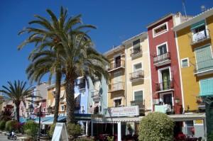 VILLAJOYOSA (Espagne) jumelée avec Vitré France